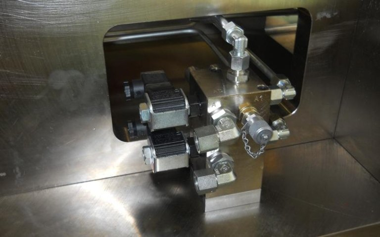 Fameccanica components