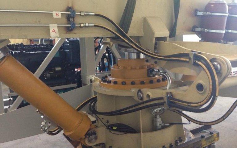 hydraulic component transportation san giovanni teatino