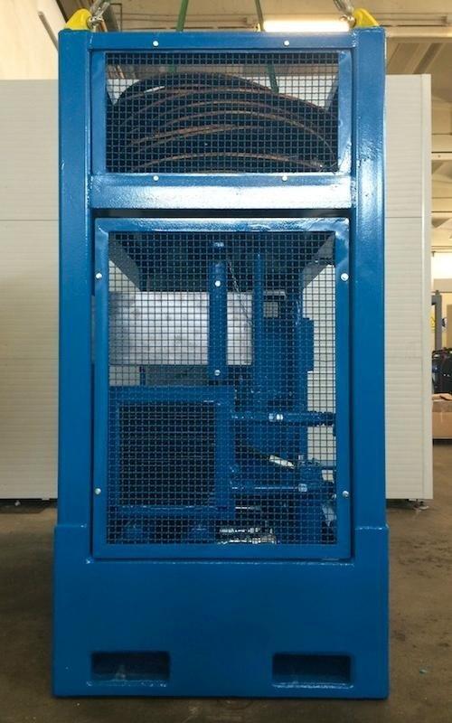 power units petroservices mediterranea spa side