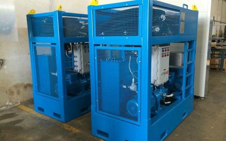 Fit Srl hydraulic power unit maintenance