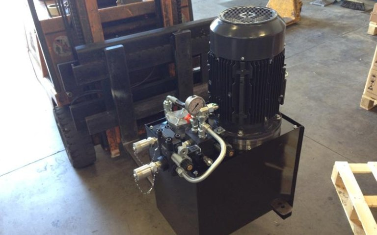 OMA power unit transportation