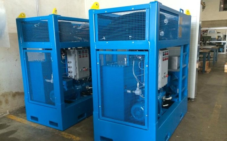 hydraulic power unit maintenance san giovanni teatino