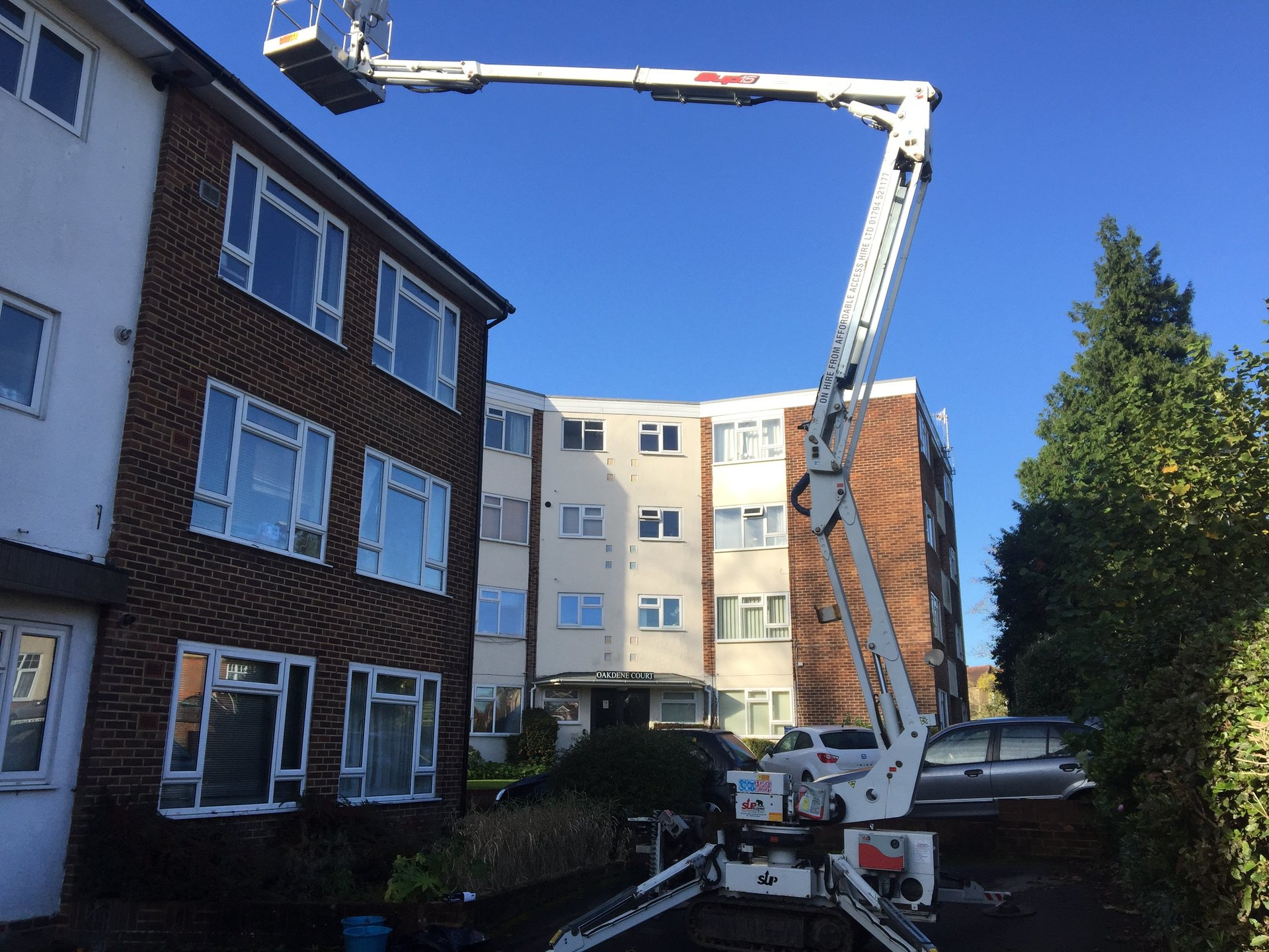 Commercial Gutter Cleaning Southampton Portsmouth