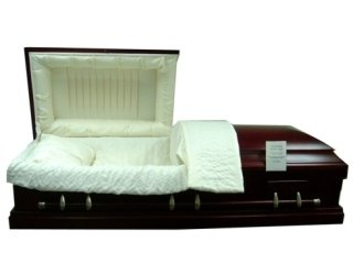 rivestimento cofani funebri