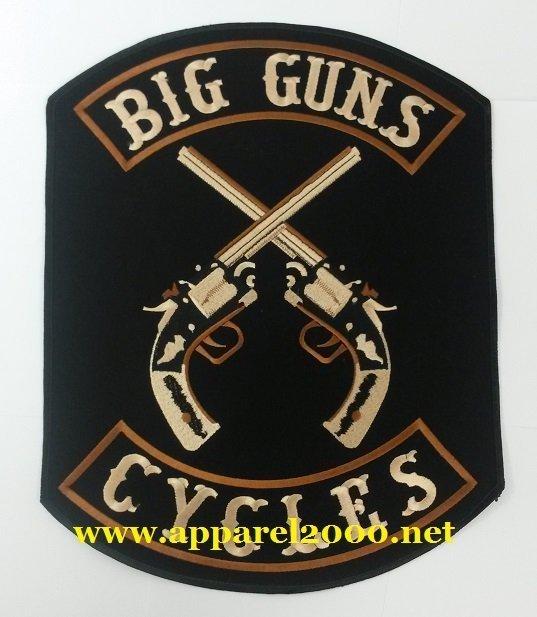 Big Guns Cycles Patch