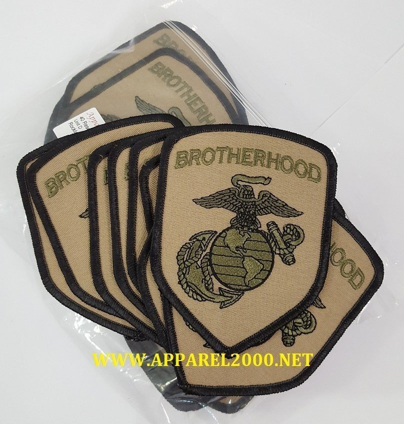 Custom Veterans Patches