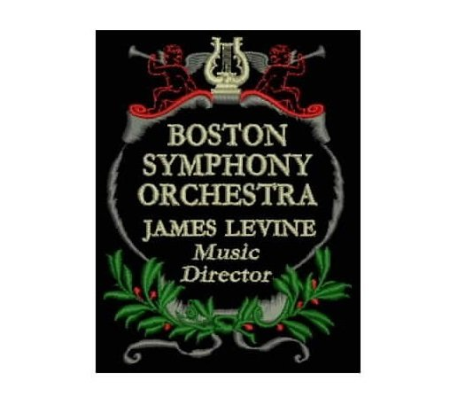 Boston symphony patch