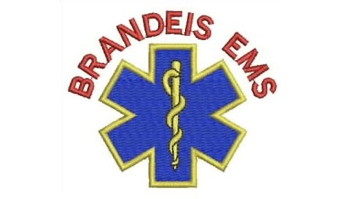 EMT EMS Rescue patch maker