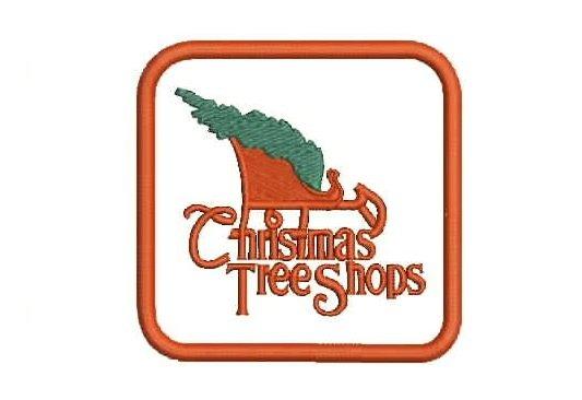 Christmas Tree Shop Logo