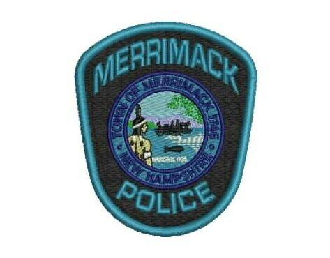 Law Enforcement Shoulder Patch