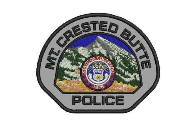Colorado Police Patches