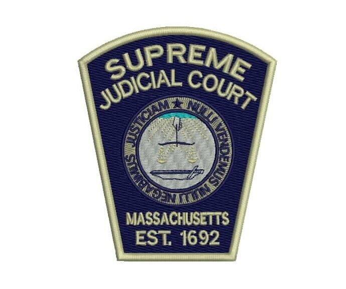 Court Officer emblem