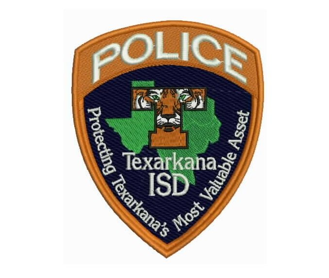 Texas Police Patch