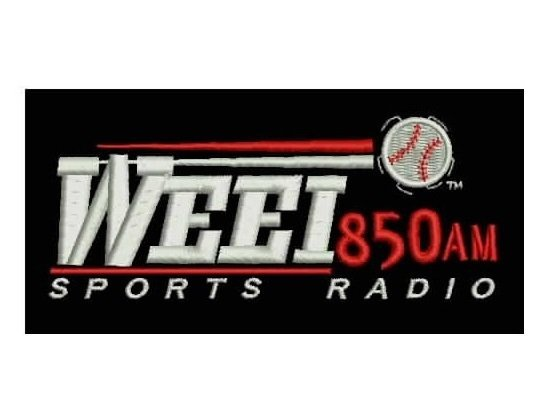 Radio patches. WEEI
