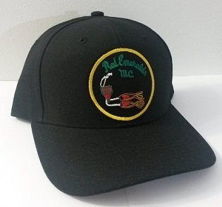 Get custom cap with logo embroidered