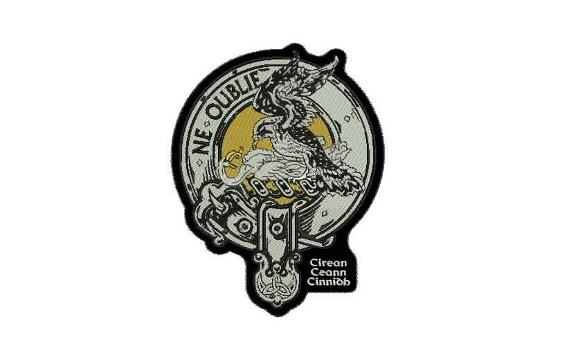 Family Crest Patches | Custom Emblems | Apparel 2000
