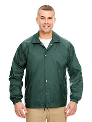 Green coaches jackets