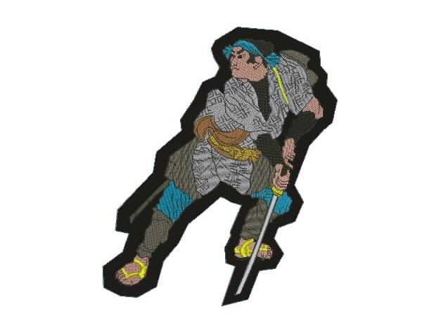 Martial Art Emblems