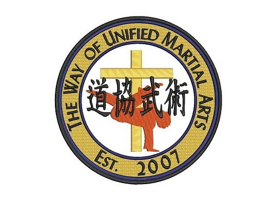The way of unified martial arts patch