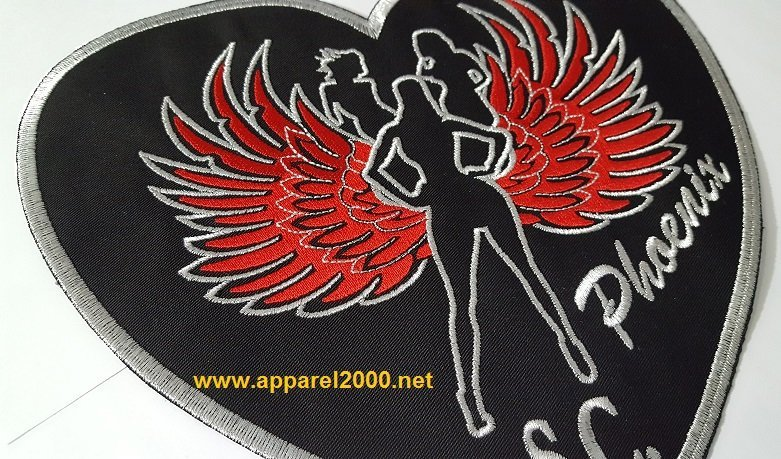 Biker Club Support Patches
