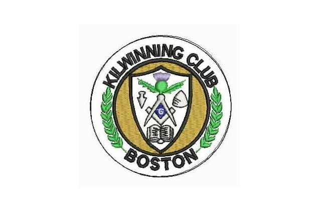 Kilwinning Club Patch