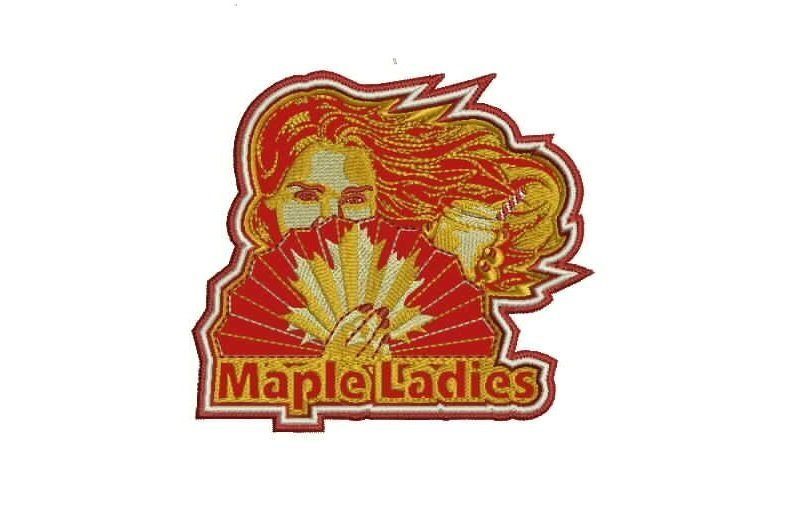 Maple Ladies patch