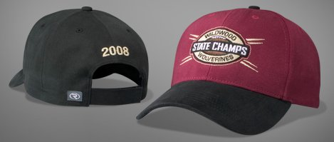 Custom Ball Caps