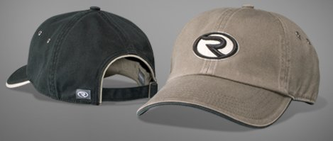 Ball caps with logos