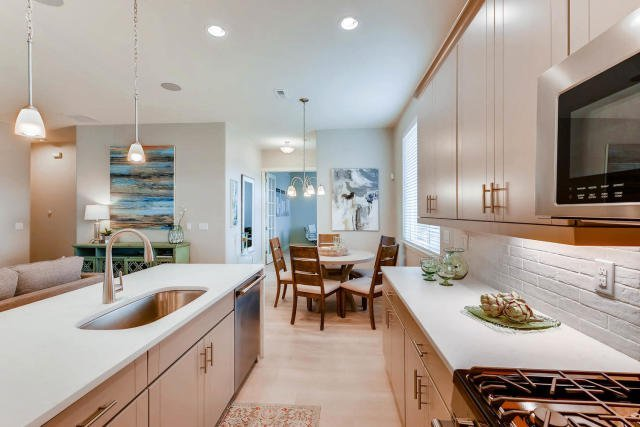 Townhomes At Pine Bluffs Ascent Builders Inc Amp Basement