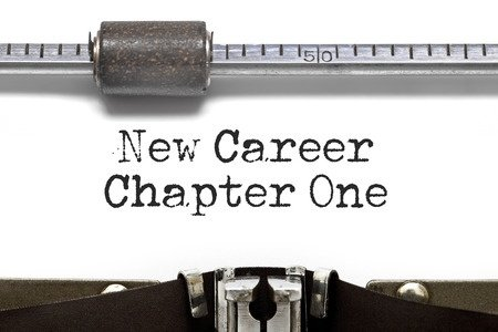 New Career Chapter One
