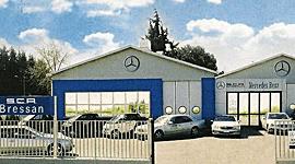 Carrozzeria autorizzata Mercedes e Daimler; Chrysler