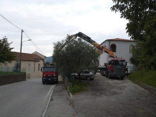 posizionamento in quota opere edilizia