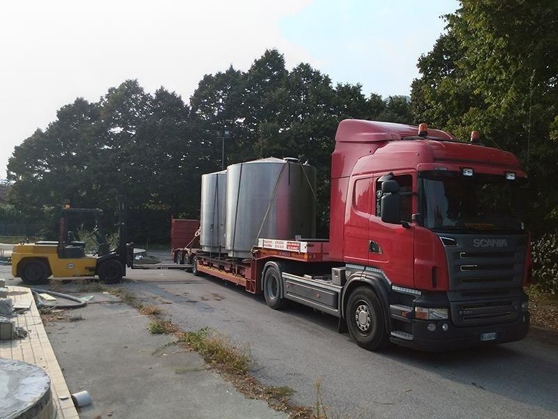 camion trasporto cisterna