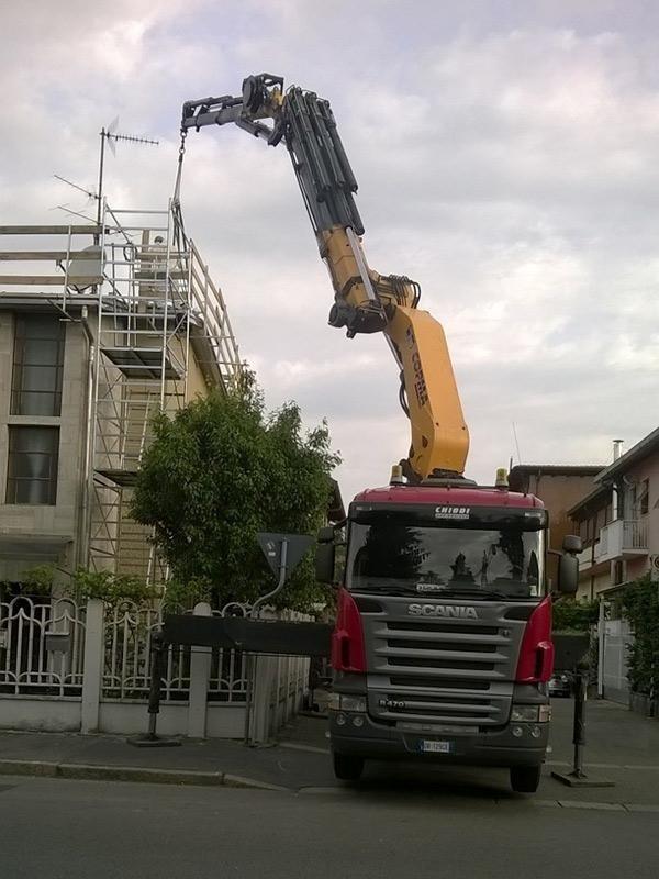 lavori copertura edilizia