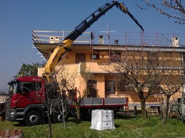 operazioni allestimento tetti
