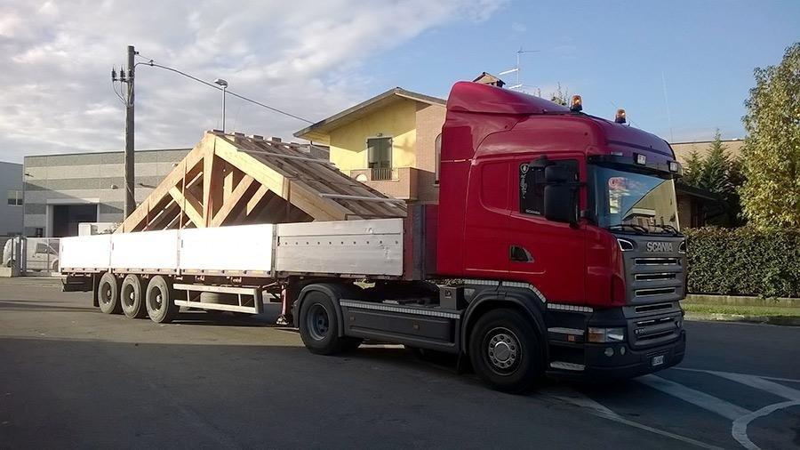 camion CHIODI AUTOTRASPORTI