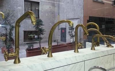 rubinetti ottone interni