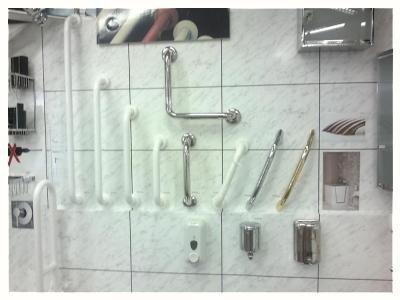 Maniglioni per disabili milano arredobagno rubinetterie