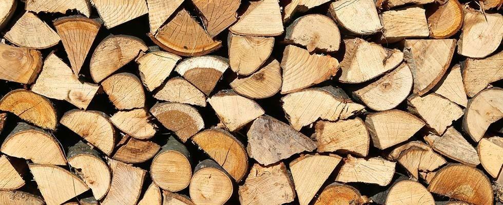 fornitura di legna da ardere