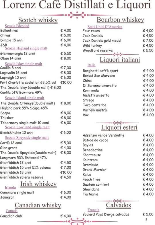 Conosciuto Gelateria, Yogurteria, Tea Room - Ascoli Piceno - Lorenz Cafè UW82
