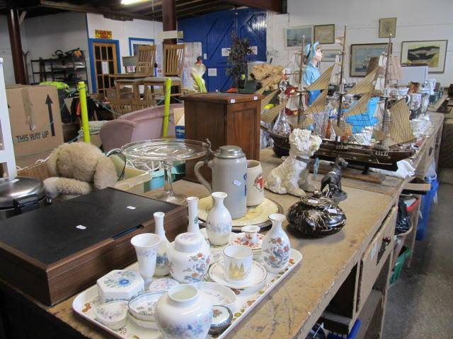 Auction saleroom Blairgowrie