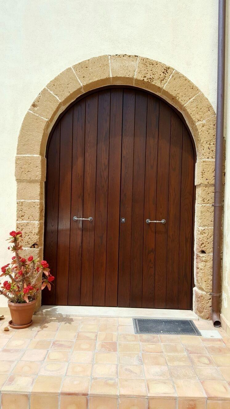 Lavorazione porte in legno Palermo