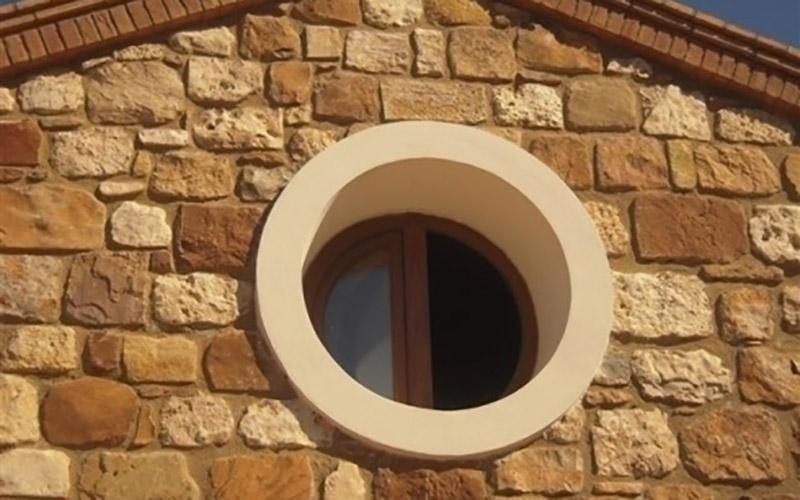 finestra in legno per mansarda