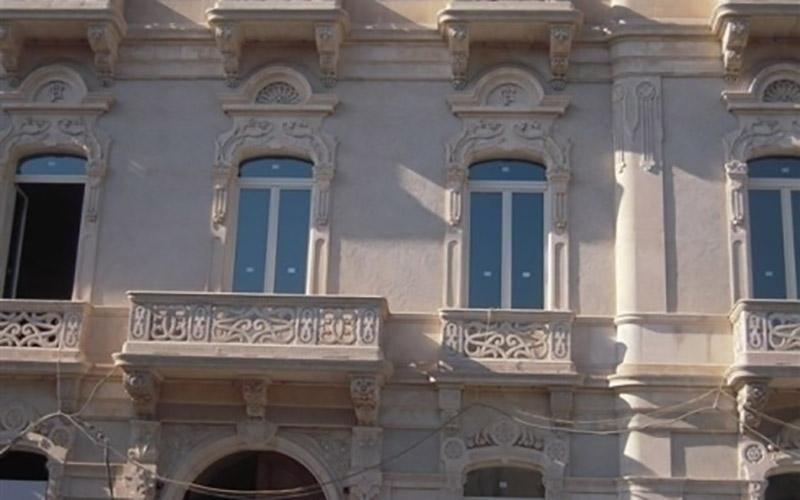 vendita persiane per edifici storici