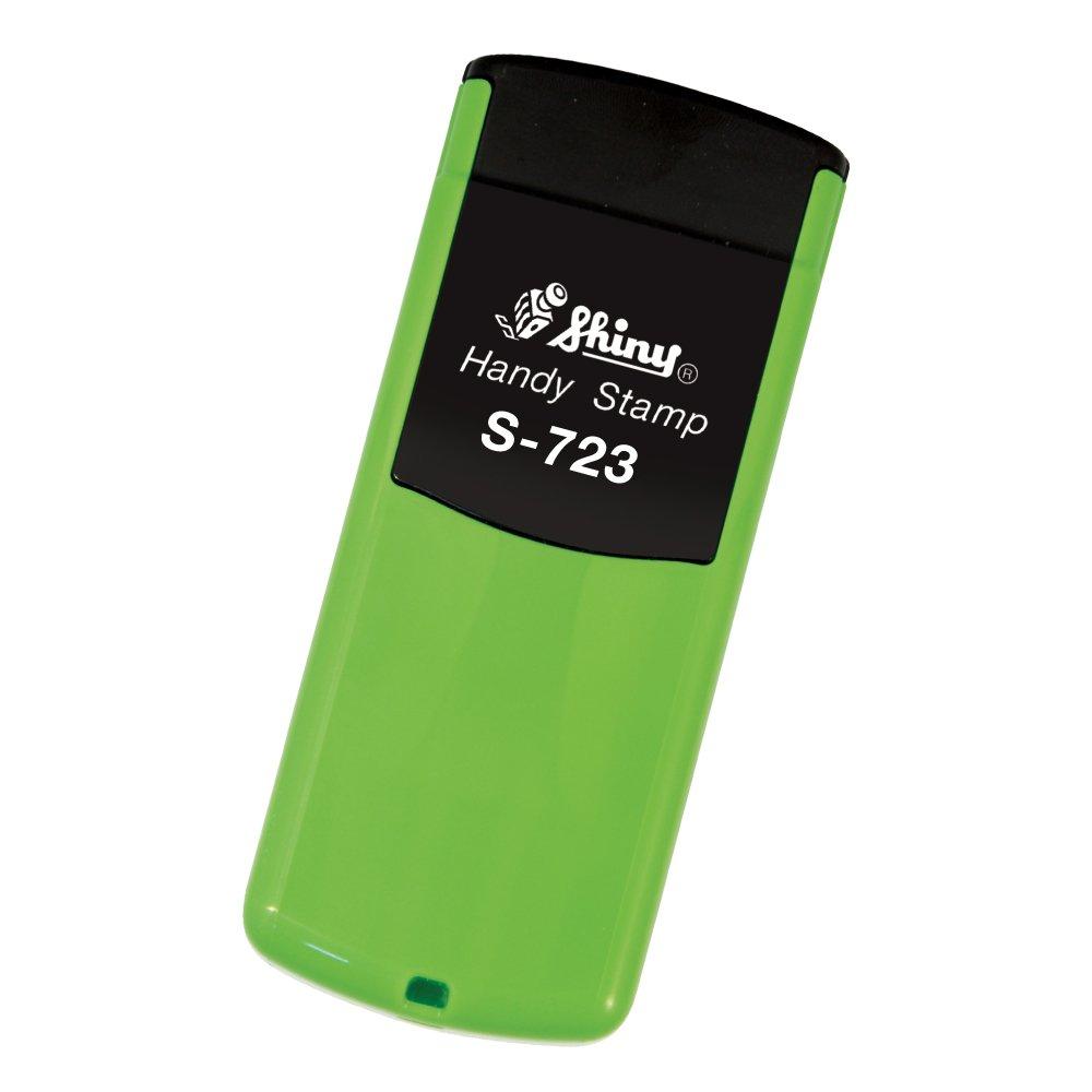 timbro tascabile Shiny S-723