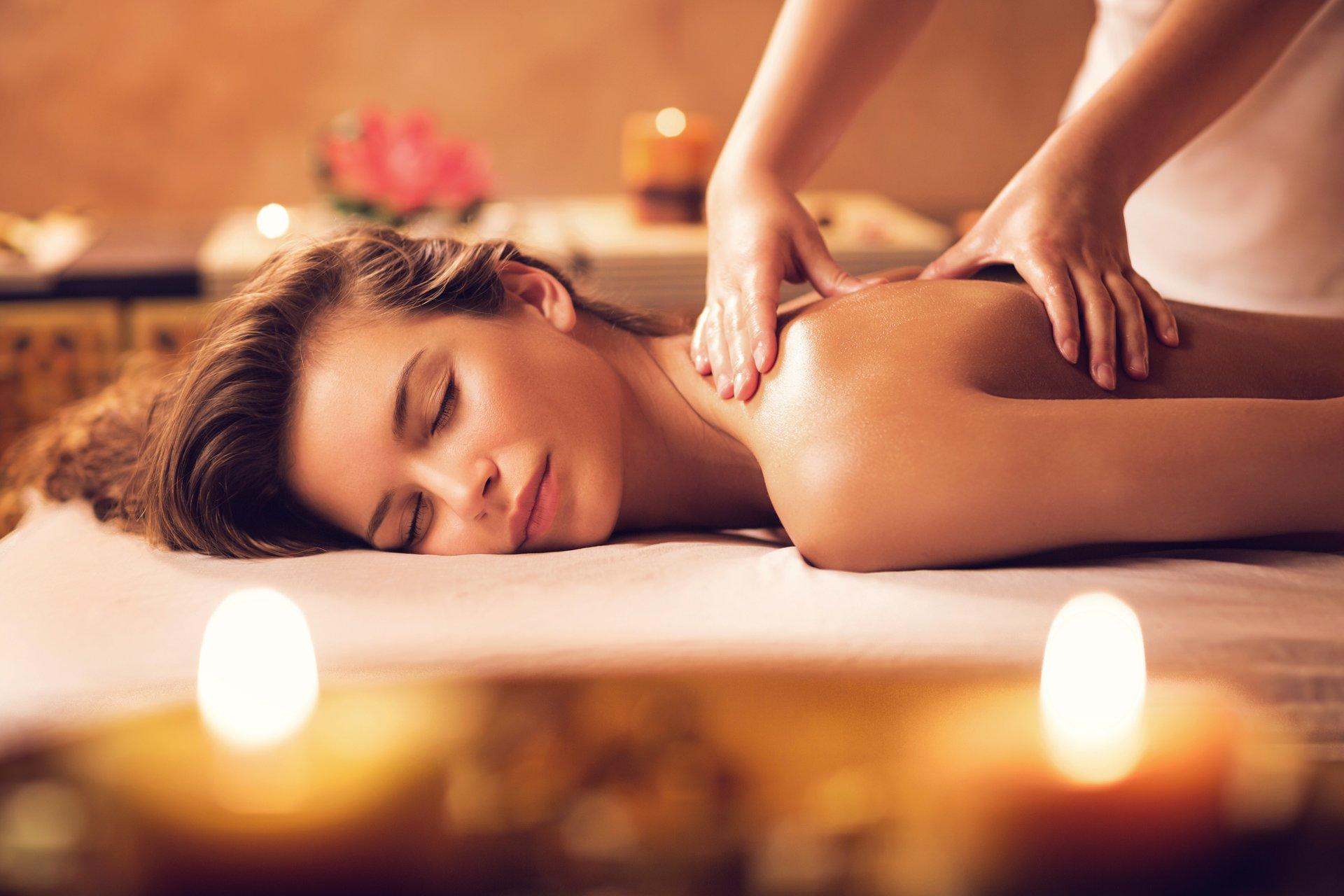 ladies' massage