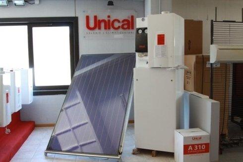 Pannelli Solari Unical