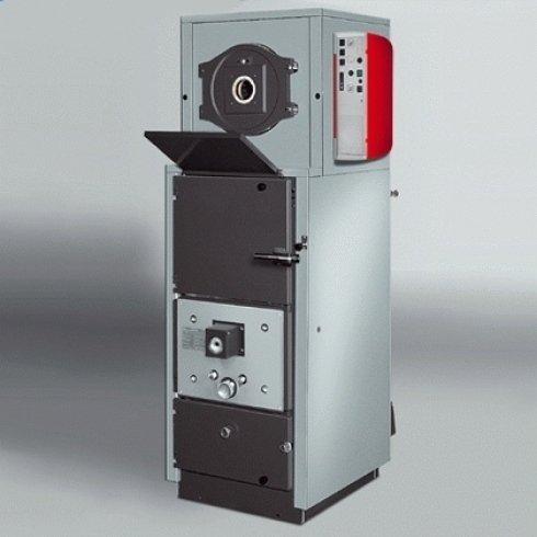 combustione pirolitica, attrezzature riscaldamento