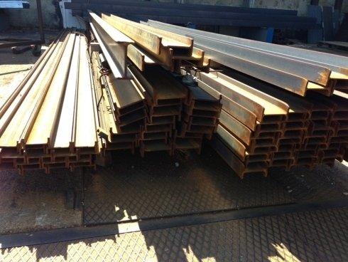 barre di metallo