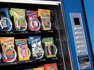 Snack distributori automatici
